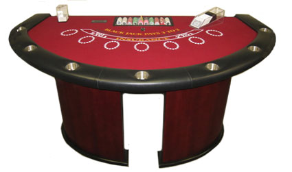 Michigan Casino Equipment Rental Store